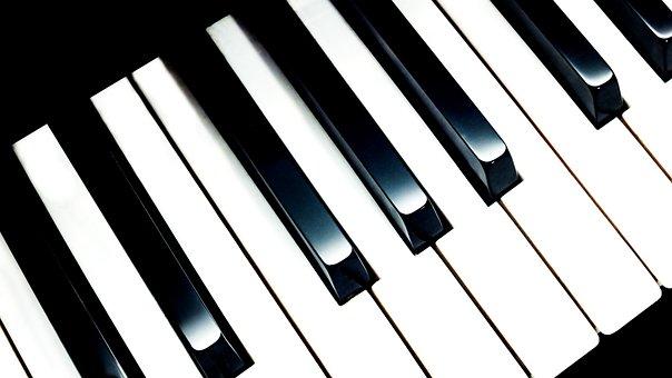Music, Instrument, Piano, Keys, Sound, Musicians