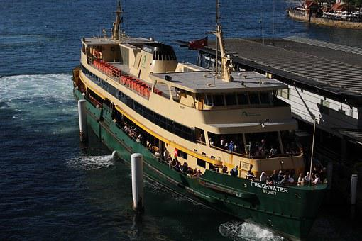 Ferry, Manly, Sydney
