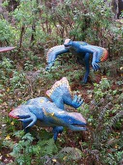 Dinosaur, Dinosaur World, Theme Park, Florida