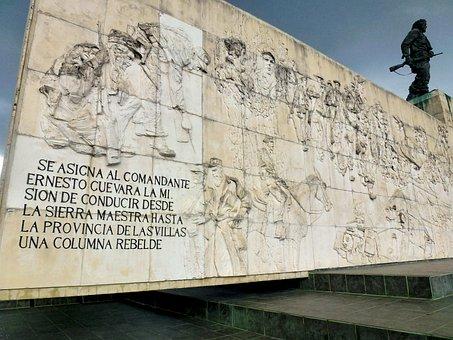 Monument, Vat, Saint Clara, Guevara, Travel