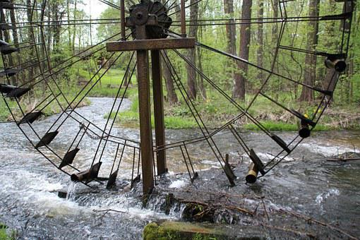 Mill, Amp Shipping, Ferris Wheel, Windmill, Water