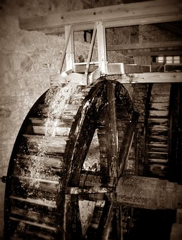 Mill, Amp Shipping, Windmill, Ferris Wheel, Machine