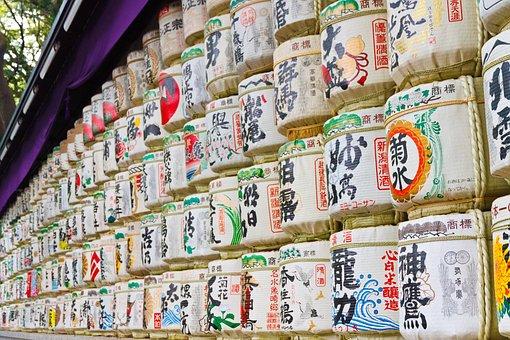 Shrine, Tokyo, Japan, Asia, City, Buddhist, Input