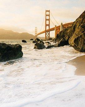 Sea, Ocean, Water, Waves, Nature, Beach, Sand, Coast