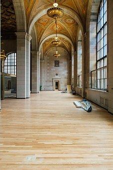 Floor, Wood, Architecture, Building, Establishment