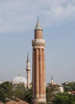 Cami, Islam, Antalya, Religion, Worship, Prayer, Turkey