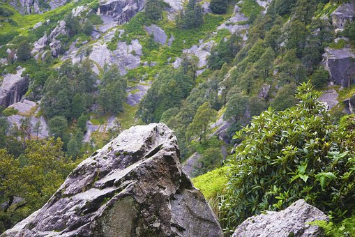 Mountain, Rock, Nature, Landscape, Stone, Travel, Sky