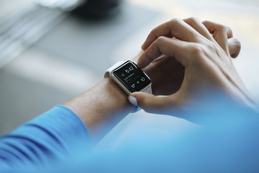 People, Hands, Wrist, Watch, Time, Clock