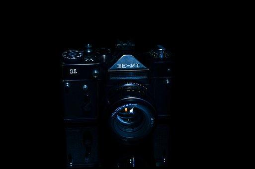 Camera, Zenith, 11, Soviet Camera, Retro, Soviet