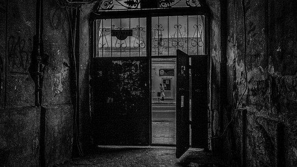 Odessa, Arch, Gate, Doors