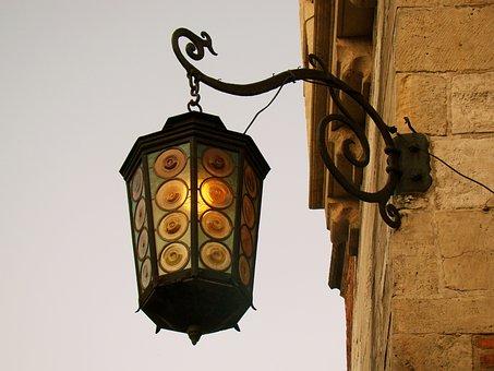 Lantern, Replacement Lamp, Monument, Lighting