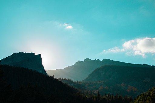 Nature, Landscape, Mountain, Travel, Adventure, Clouds