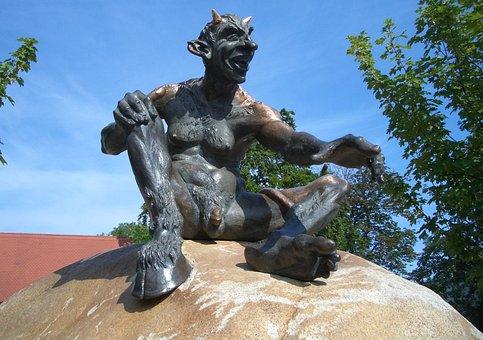 Resin, Hexentanzplatz, Devil, Walpurgisnacht, Walpurgis