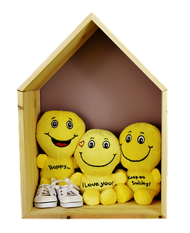 Funny House, Smilies, Funny, Happy, Laugh, Love
