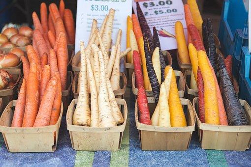 Vegetables, Farmers Market, Food, Market, Fresh