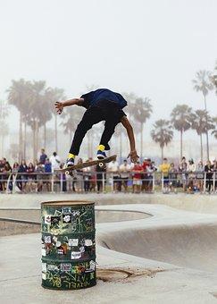 People, Man, Skate, Board, Sport, Hobby, Vans, Wheels