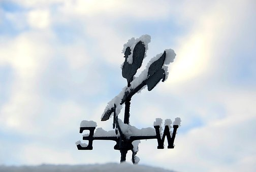 Weather Vane, Direction, Vane, Weather, Wind, Arrow