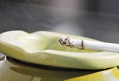 Cigarette, Smoke, Ashtray, Smoking, Tobacco, Ash