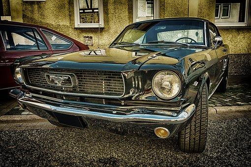 Auto, Old, Old Car, Oldtimer, Rarity, Vehicle, Car Age