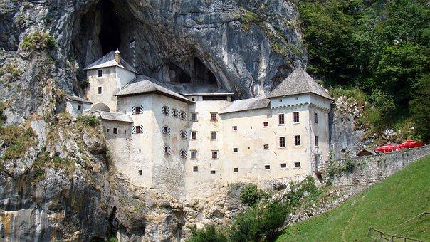 Castle, Castle In The Rock, White Castle