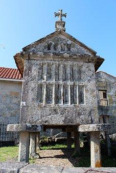 I Horreo, Cabazo, Galicia