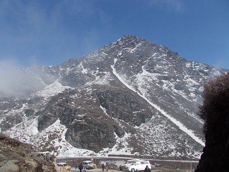 Gangtok Mountain, Capture By Me, I Love Mountain