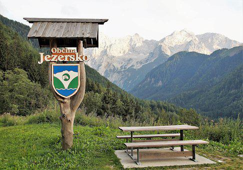 Jezersko, Slovenia, Julian Alps, Tourism, Mountains