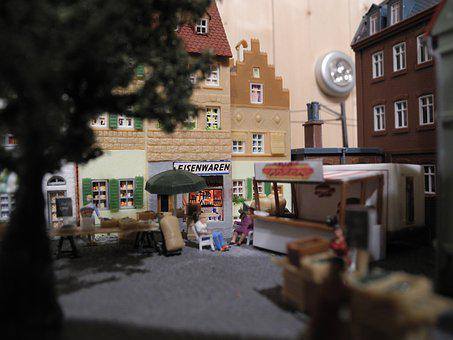 Model Railway, H0, Hobby, Marketplace, Model Train