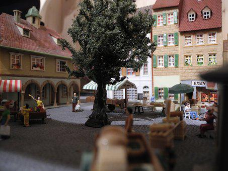 Model Railway, H0, Hobby, Marketplace, Scale H0