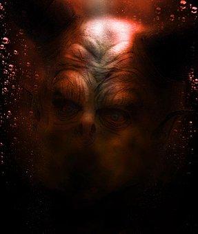 Monster, Demon, Devil, Scary, Horror, Face, Halloween