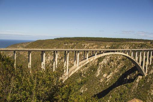 Bridge, South Africa, Bloukrans, Bunjee