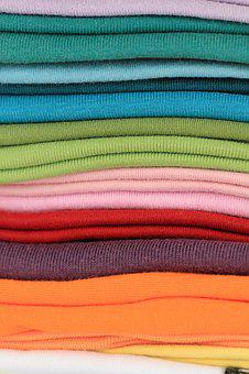 T-shirts, Colorful, Color, Fashion, Style, Casual