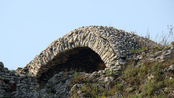 The Ruins Of The, Grotto, The Vault, The Stone Arch