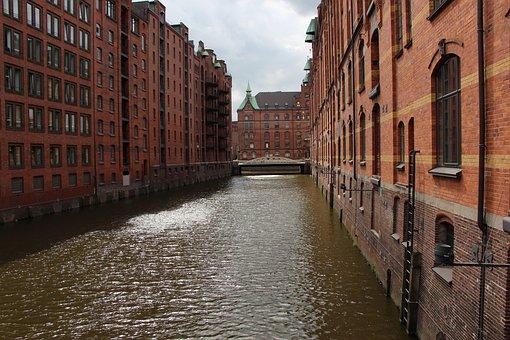 Speicherstadt, Hamburg, World Heritage