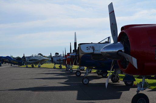 Airshow, Aircraft, Airplane, Fighter, Aviation, Plane