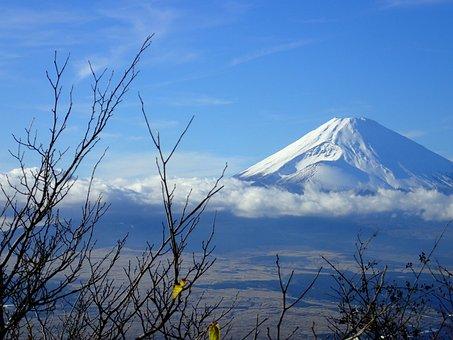 Mt Fuji, Hakone, Clear Skies