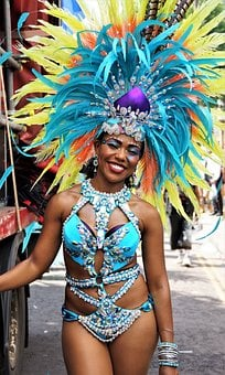 Carnival, Headgear, Costume, Festival, Notting Hill
