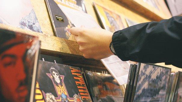 Hand, Art, Design, Album, Cover, Vinyl, Songs, Music