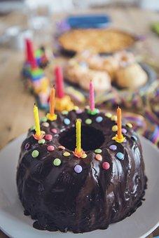 Food, Dessert, Cake, Chocolate, Rice Crispies, Nips