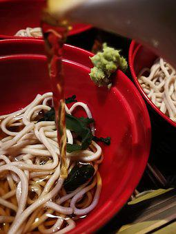 Japanese Food, Cold Ramen, Japanese Ramen