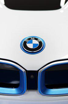 Bmw, Electric, Car, Vehicle, Automotive, Auto