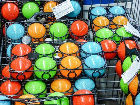 Ball, Game, Sports, Color, Spherical Shapes, Balls