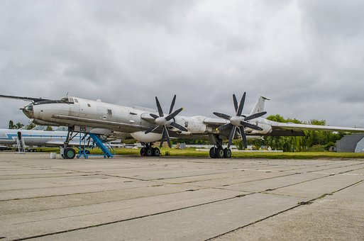 Plane, Long-range Aviation, Tupolev, Exhibit, Museum