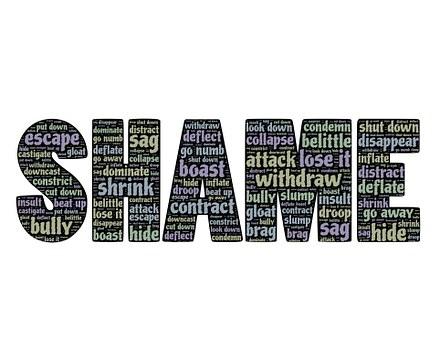 Shame, Emotion, Feeling, Conditioning, Attitude, Words