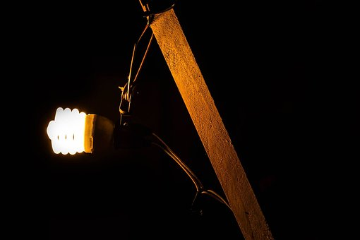 Bulbs, Light, Clear Lamps, Hanging Lantern, Lighting