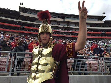 Usc, Usc Trojans, Fight On, Rose Bowl