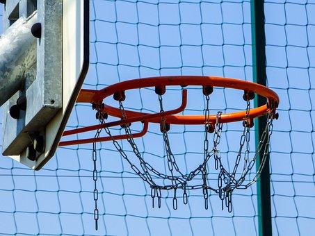 Korárlabda, Sports, Ring, Game, Palisade, Basketball