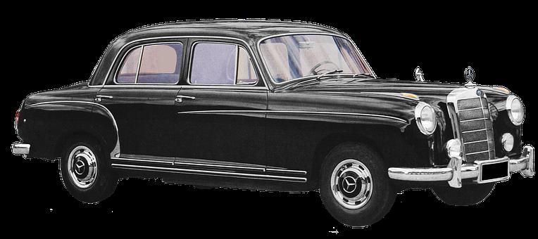 Mercedes Benz, Type 219, Limousine, Oldtimer, Auto