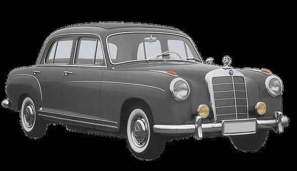 Mercedes Benz, Type 220s, Limousine, Oldtimer, Auto