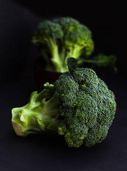 Broccoli, Fresh, Vegetable, Vegetarian, Nutrition